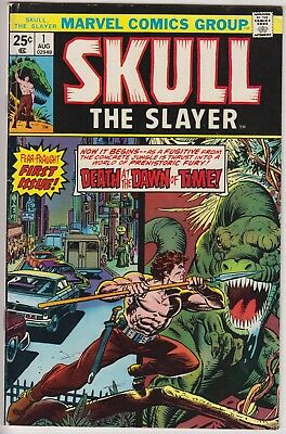 Skull The Slayer #s 1, 2, & 3. Bronze Age issues from 1975/1976 condition varies