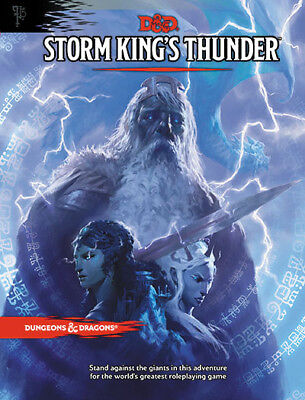 Dungeons & Dragons D&D 5th Ed Storm King's Thunder Adventure WOCB86690000