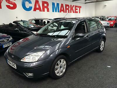 2005 FORD FOCUS 1.8 TDi Ghia From £1650+Retail package.