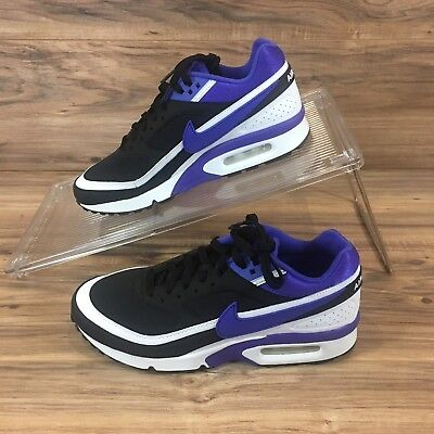 6294e2a10d NIKE AIR MAX BW OG Mens Size 8 Persian Violet Black Shoes Purple New ...