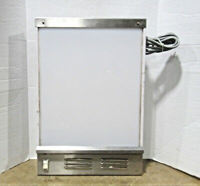 Tested S & S X-Ray Products 470 X-Ray Film Illuminator Single Phase For Parts