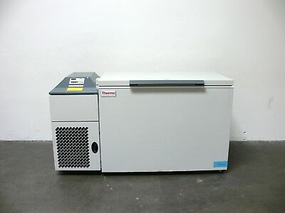 Thermo Revco 5815 ULT1390-10-A -86 C Laboratory Chest Freezer 120V.