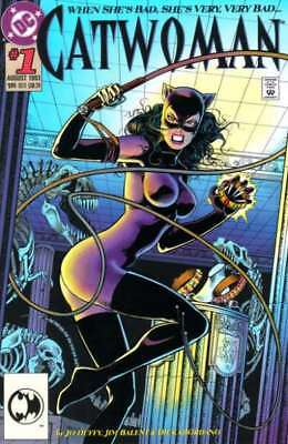 Catwoman (1993 series) #1 in Near Mint condition. DC comics [*p6]