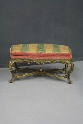 Bench Baroque, Period Nineteenth Century / Bench Baroque / Bench / Bench Antique