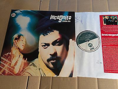 Incognito - Inside Life - Lp - 848 546-1 - Germany 1991 (Di1007)