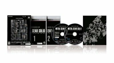 Metal Gear Solid Legacy Collection - PS3