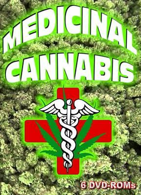 15% off! Medicinal Cannabis - Nature's Healing Gift - 6 DVD-ROM  boxed