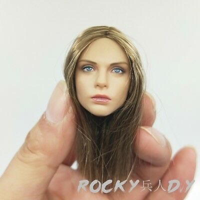 Head Sculpt for VERYCOOL VCF-2035 Villa Sister Flower 1/6 Scale Action 12''