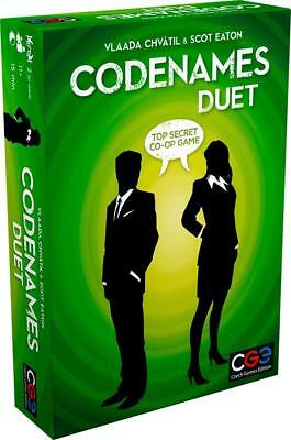 BNIB CODENAMES DUET game