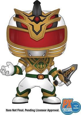 Funko Pop #17 Power Rangers Lord Drakkon PX Exclusive IN STOCK USA SELLER