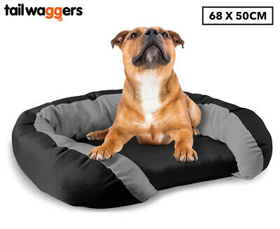 Tail Waggers 68x50cm Heated Pet Bed