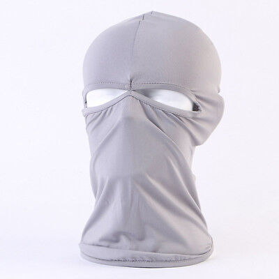 Full Face Mask Dustproof Balaclava Hood Neck Warmer Windproof Masks for Cycling