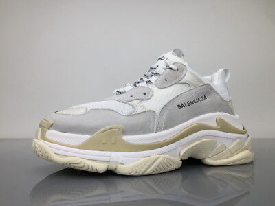 New Balenciaga Triple S Trainers Rare Edition