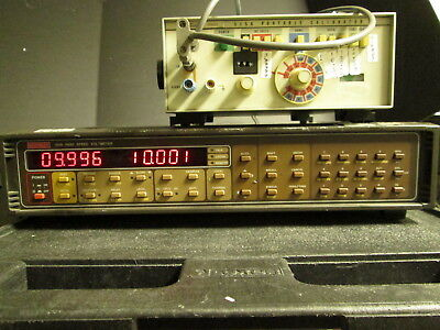 Keithley 194A Dual Channel Voltmeter RMS AVG Math 32K buffer High speed
