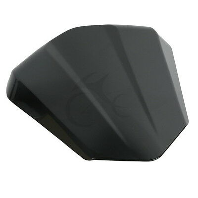 Black Passenger Rear Seat Cover Cowl Cap For 2006 2007 YAMAHA YZF 600 R6 YZFR6
