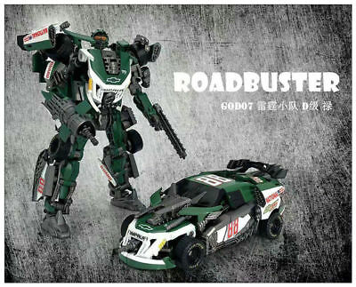 New Transformation TF Dream Studio GOD07 Roadbuster Figure