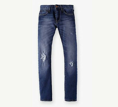 Jeans Bambino Ragazzo Lunghi Extreme Tapered LEVI'S KIDS 520 NK22617