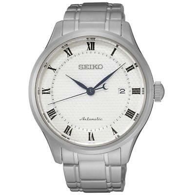 Seiko Automatic Stainless Steel Mens Watch SRP767K1