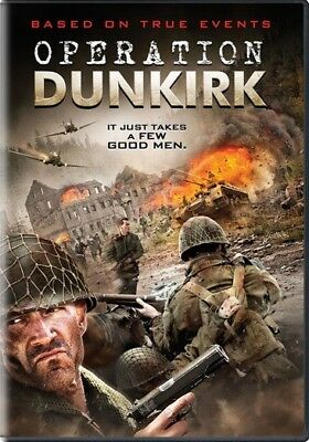 Operation Dunkirk (DVD,2017)