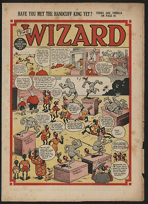Wizard 1221, Post War Issue, Very Good Condition,