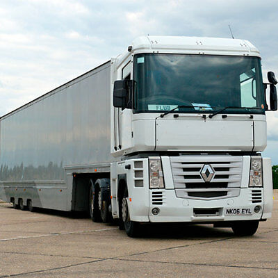 Lorry Driving Experience (Save ££s)