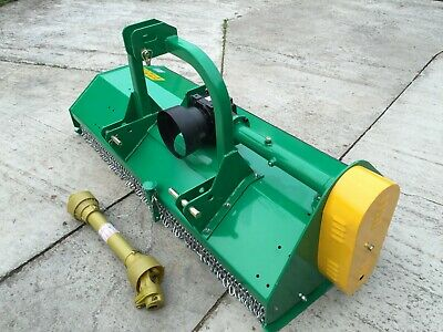 Tractor Mounted Flail Mower 2.05 m Heavy Duty Offset £1799 inc VAT and Delivery
