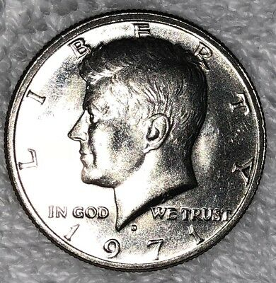 American Us - 50 Cent Coin Half Dollar - Rare - Usa Jfk Kennedy Great Condition