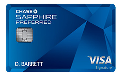 $600 Sign Up Bonus for New Chase Sapphire Preferred Credit Card Account Referral