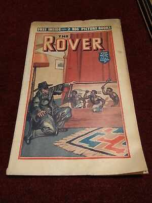 THE ROVER - Issue 909  16/09/1939 - UK Paper Comic