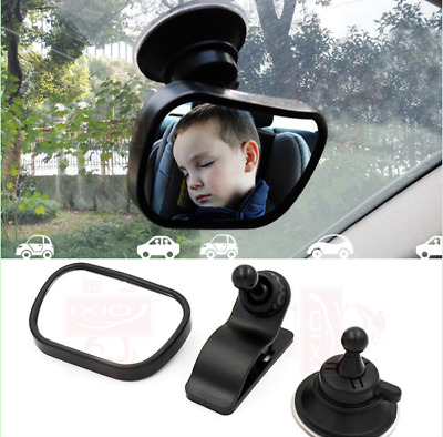 Safety Car Seat Cover Baby Mirror Back for Infant Child Toddler Rear Ward View