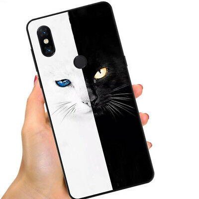 Cute Pattern Anti-collision Phone Protective Cover 16x7.5cm for Xiaomi Mix 3