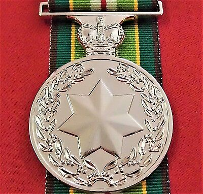 Army Navy Air Force Australian Active Service Medal 1975-2011 Replica Anzac