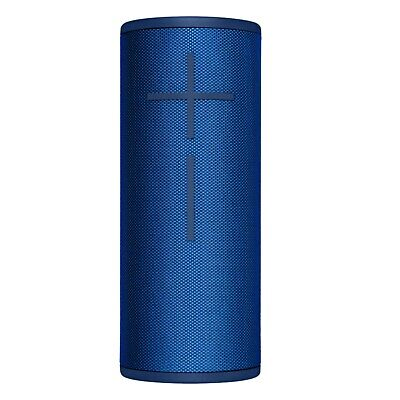 Logitech UE Boom 3 Wireless Bluetooth Speaker Waterproof Portable Lagoon Blue
