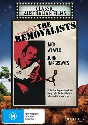 The Removalists (DVD, 2017)  AUSTRALIAN MOVIE NEW AND SEALED