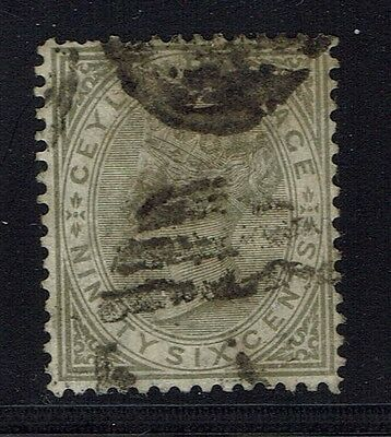 Ceylon SG# 132 - Used - Lot 021316