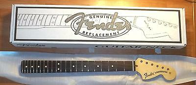 "Fender USA Maple/Rosewood Strat Neck~'70s-style~9.5"" Radius~22 Frets~Brand New"