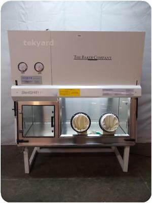 The Baker Company Ss 600 Biological Safety Cabinet ! (213797)