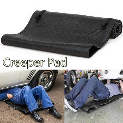 70*150cm Creeper Pad Black Car Creeper Rolling Pad For Working On The Ground