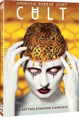 Dvd American Horror Story - Stagione 07 (3 Dvd) 2011 Tv - serie 20th Century Fox