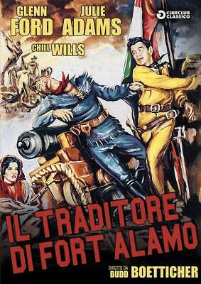 Dvd Traditore Di Fort Alamo (Il) 1953 Film - Western Golem Video - NUOVO