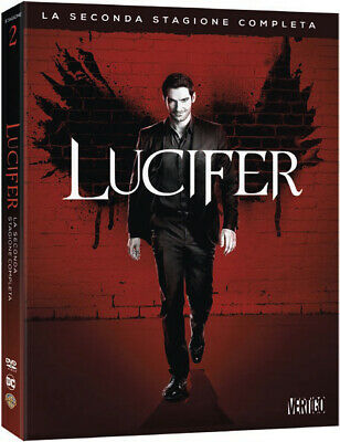 Dvd Lucifer - Stagione 02 (3 Dvd) Tv - serie Warner Home Video - NUOVO