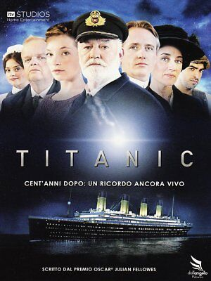 Dvd Titanic - Serie Tv (2 Dvd) 2012 Tv - serie Dall'Angelo Pictures - NUOVO