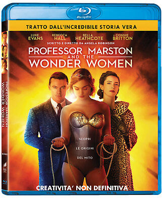 Blu-Ray Genesi Di Wonder Woman (La) 2017 Film - Drammatico Sony Pictures - NUOVO