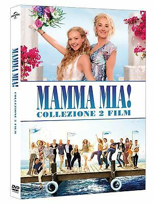Dvd Mamma Mia! Collection (2 Dvd) 2018 Film - Musicale Universal Pictures - NUOV
