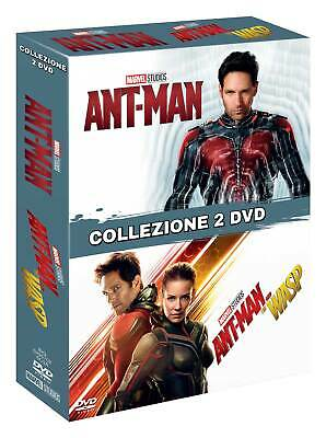 Dvd Ant-Man / Ant-Man And The Wasp (2 Dvd) 2015 Film - Azione/Avventura Marvel -