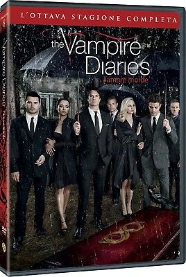 Dvd Vampire Diaries (The) - Stagione 08 (3 Dvd) Tv - serie Warner Home Video - N