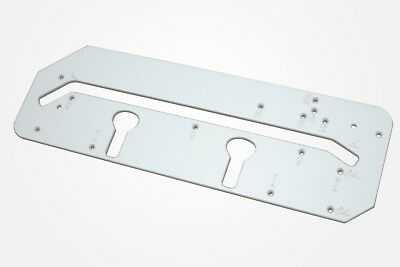 650mm Router Jig - SOLID LAMINATE Kitchen Worktop Jigs, Router Cutting Template