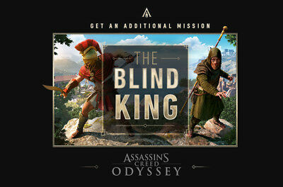 (PS4) Assassin´s Creed: Odyssey - The Blind King DLC