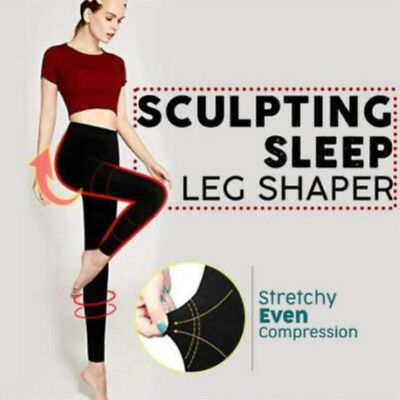Sculpting Sleep Leg Shaper Legging Socks Women Body Shaper Panties for Beauty ZD
