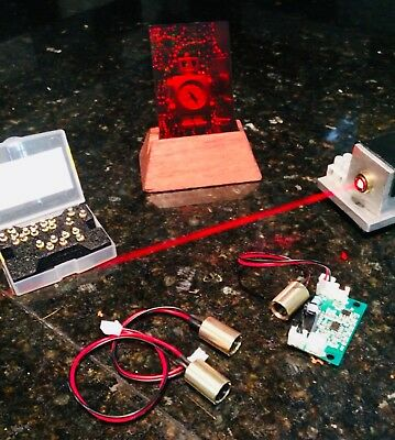 Red Holography laser 25mW @ 640nm !